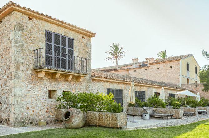 Casal Santa Eulalia, Majorque