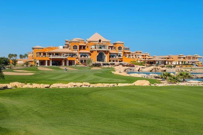 Les Residence Des Cascades (ex. Westin Soma Bay Golf Resort & Spa), Hourghada