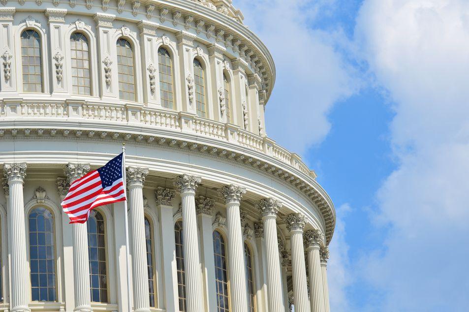 Kapitol, Washington D.C.
