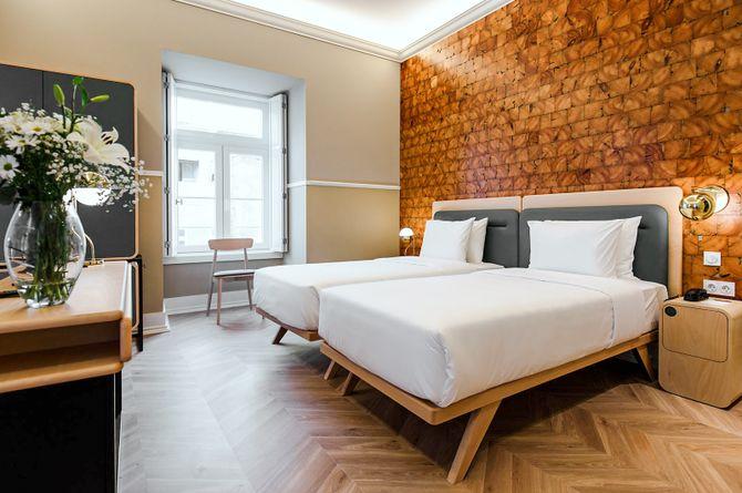 My Story Hotel Tejo, Lisbonne