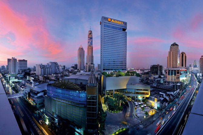 Amari Watergate, Bangkok
