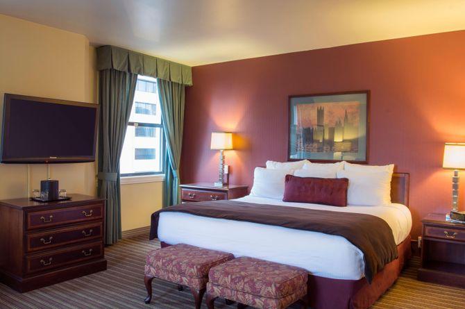 Hotel Roosevelt, Seattle