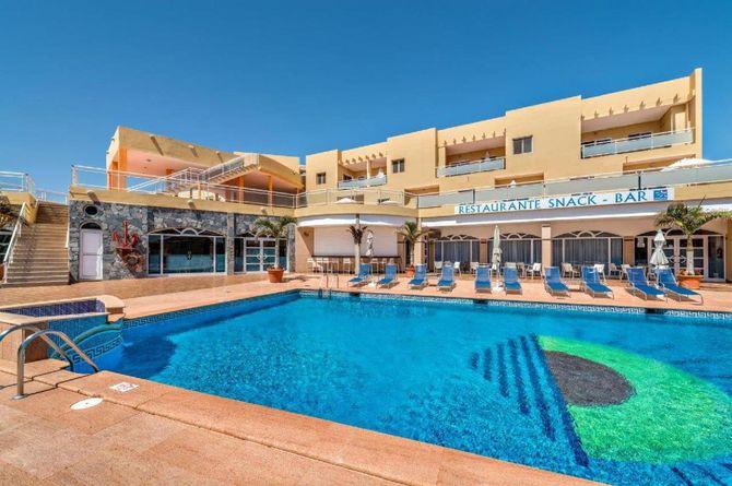 Hôtel Morasol Atlántico, Fuerteventura