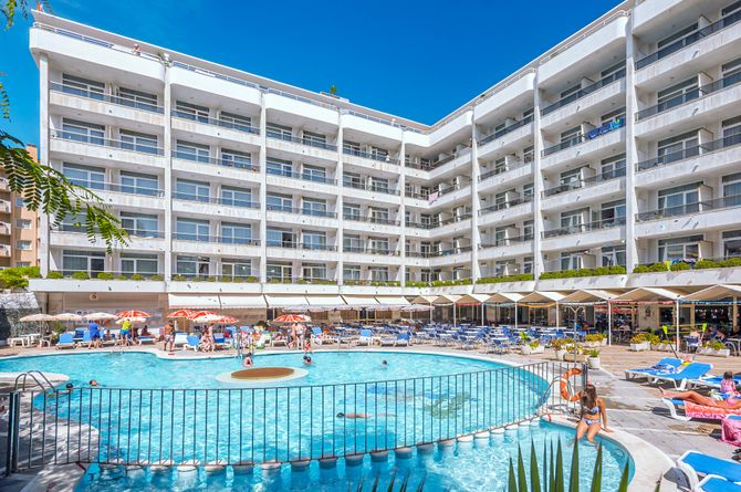 Hotel Olympus Palace, Costa Dorada