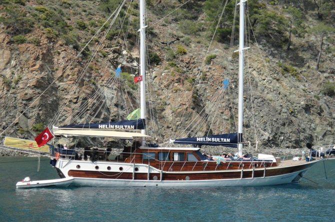 Schiffsrundreise Blaue Reise, Antalya & Umgebung