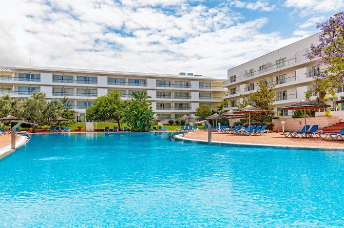 Marina Club Suite Hotel, Algarve / Faro
