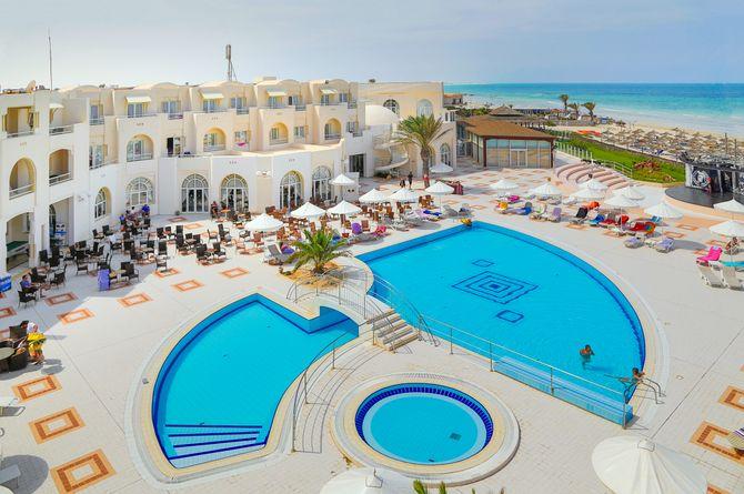 Hotel Telemaque Beach & Spa, Djerba / Sud de la Tunisie