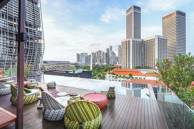 Naumi Hotel Singapore, Singapur