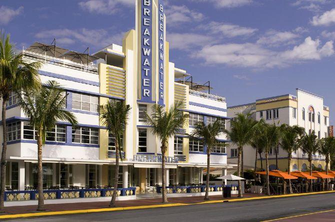 Hôtel Breakwater South Beach, Miami