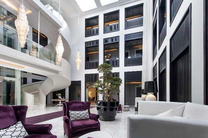 Queen Victoria Hotel, Kapstadt