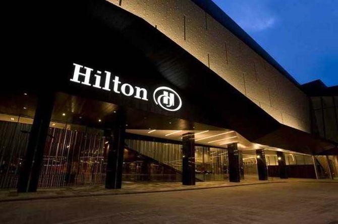 Hilton Melbourne South Wharf, Melbourne