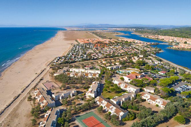 Village de vacances Belambra «Les Ayguades», Languedoc-Roussillon (Midi de la France)
