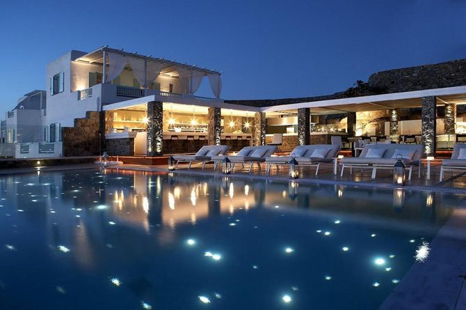 Bill & Coo Suites and Lounge, Mykonos