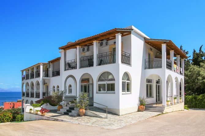 Yannis Hotel, Corfou