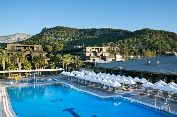 Sailor's Beach Club, Antalya & ses environs