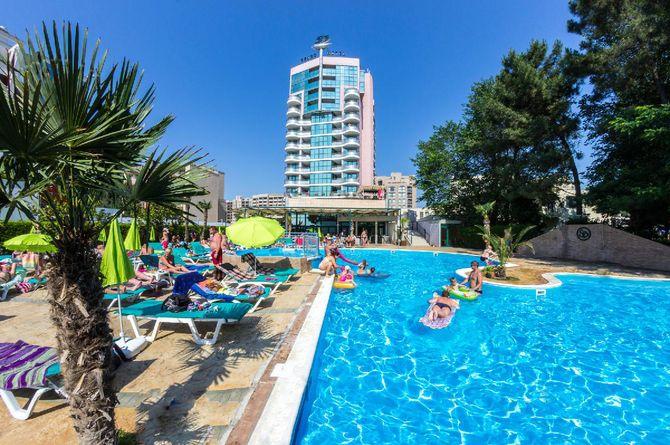 Grand Hotel Sunny Beach, Burgas
