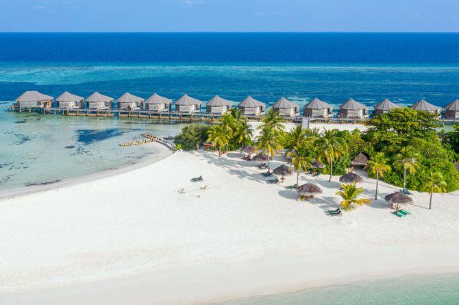 Kuredu Island Resort & Spa, Maldives
