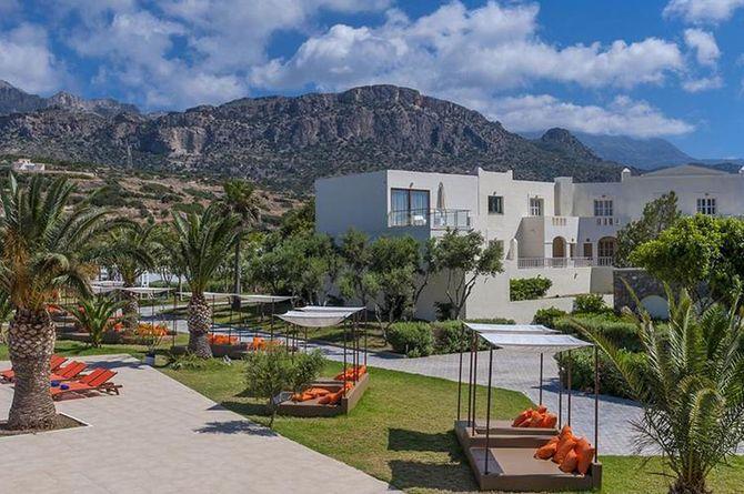 Almyra Hotel and Village, Crète