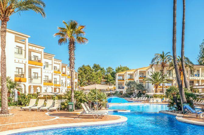 Zafiro Tropic, Mallorca