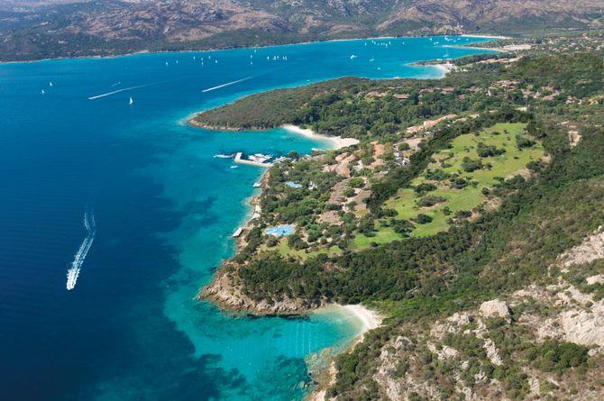 Capo d'Orso Thalasso & Spa, Costa Smeralda