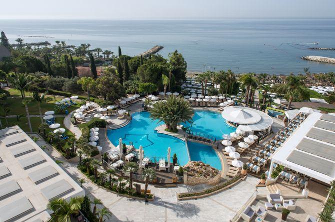 Mediterranean Beach Resort, Zypern