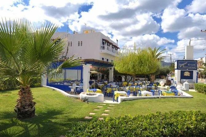 Sergiani Garden Hotel-Apartments, Crète