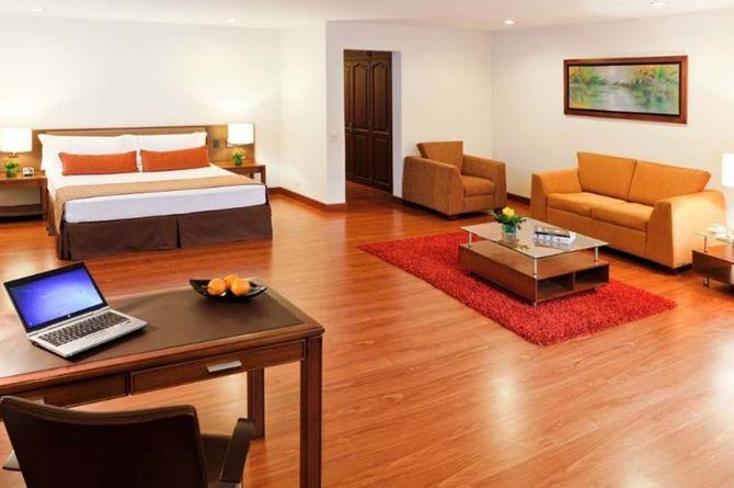 Estelar Windsor House All Suites, Bogota
