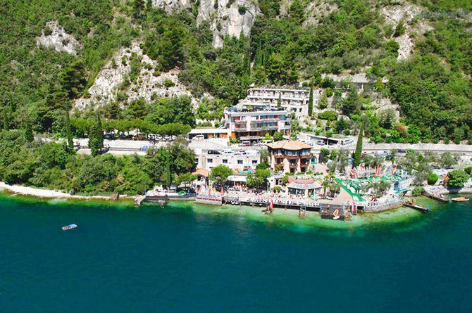 Pier Surf Hôtel, Riva del Garda et environs