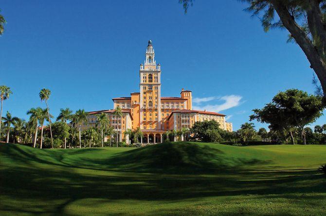 The Biltmore Hotel, Miami