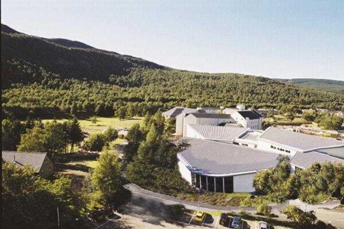 Macdonald Morlich Hotel at Macdolnald Aviemore Resort, Inverness & Northern Highlands