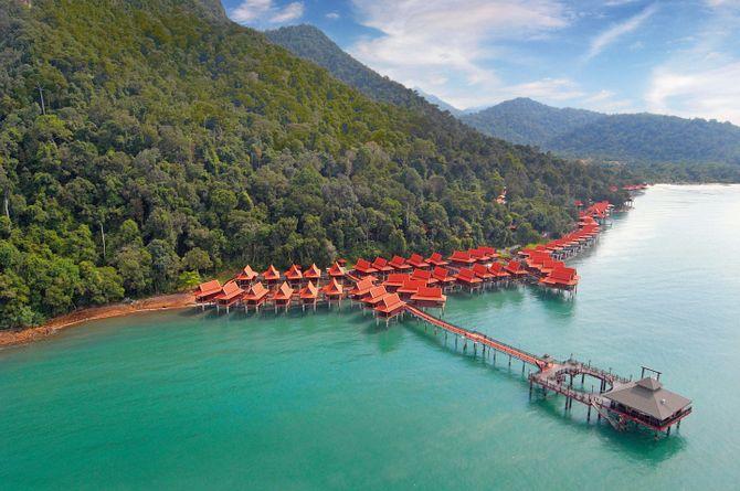 Berjaya Langkawi Resort, Malaiische Halbinsel