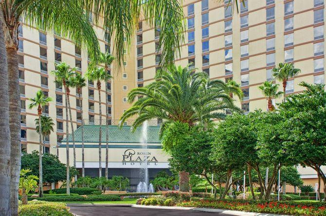 Rosen Plaza Resort, Orlando & Umgebung