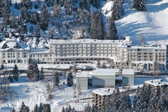 Steigenberger Grandhotel Belvédère Davos, Davos-Klosters