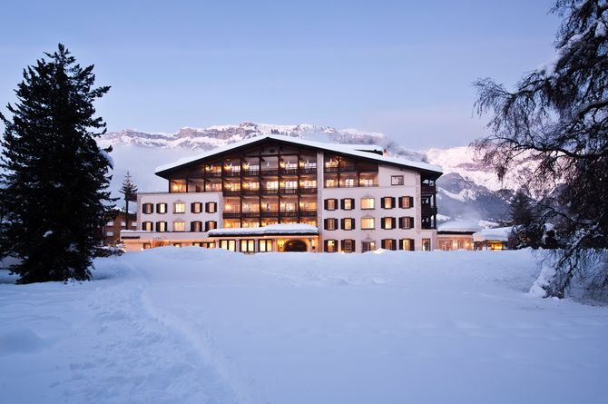 Hotel Adula - Skipauschale, Flims Laax Falera