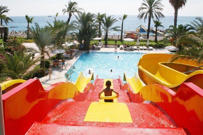 Emelda Sun Club, Antalya & ses environs