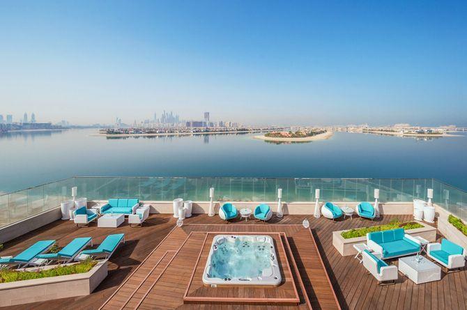 The Retreat Palm Dubai, MGallery by Sofitel, Dubaï