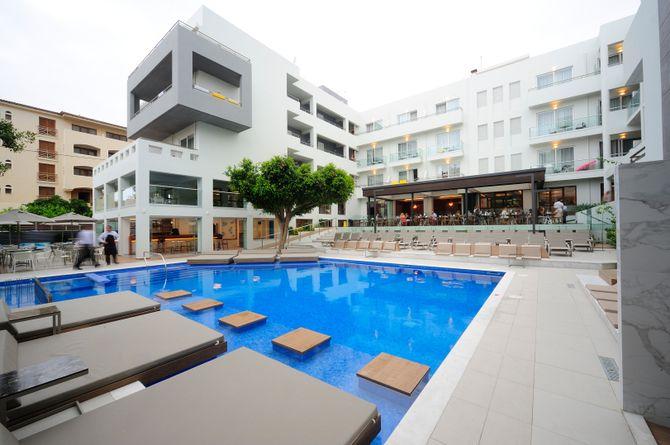 Atrium Hotel, Kreta