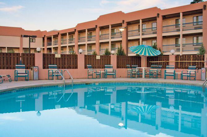 Grand Canyon Plaza Hotel, Parcs nationaux (USA)