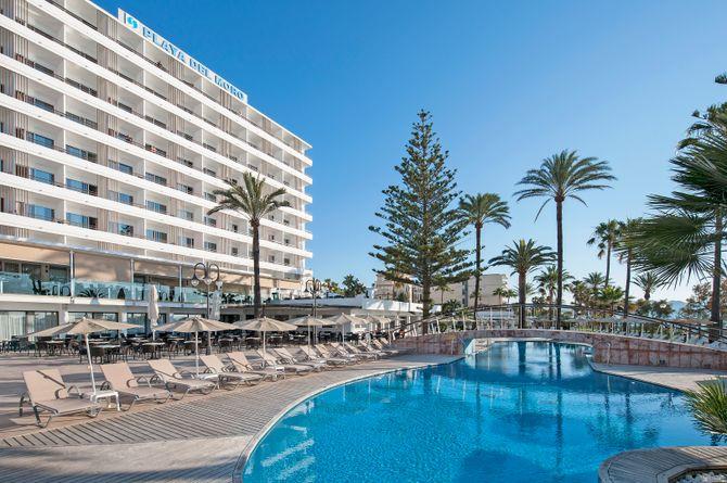CM Playa del Moro, Mallorca