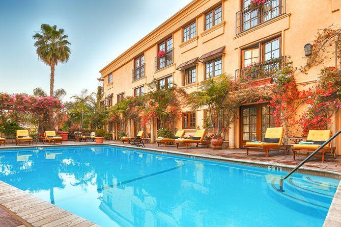 Best Western Plus Sunset Plaza, Los Angeles