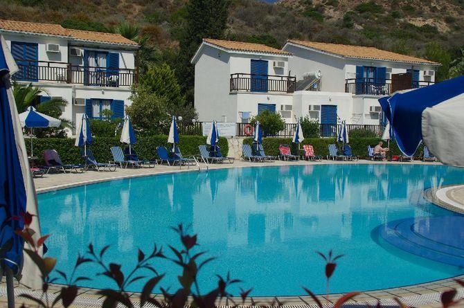 Hylatio Tourist Village, Chypre