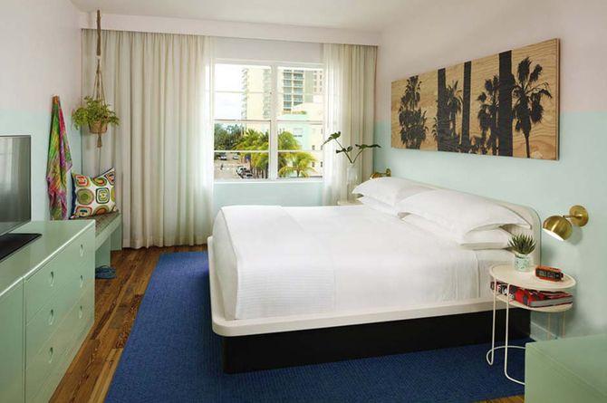 The Hall, a Joie de Vivre Hotel, Miami