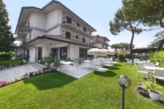 Hôtel International, Desenzano et environs