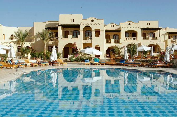 Three Corners Rihana Resort, Hourghada