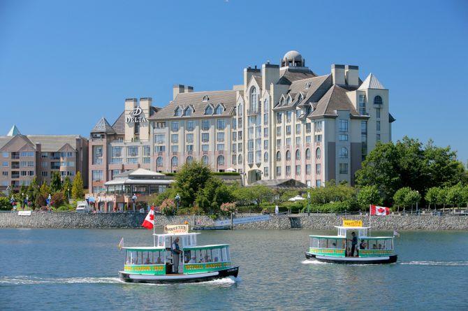 Delta Victoria Ocean Pointe Resort & Spa, Vancouver Island