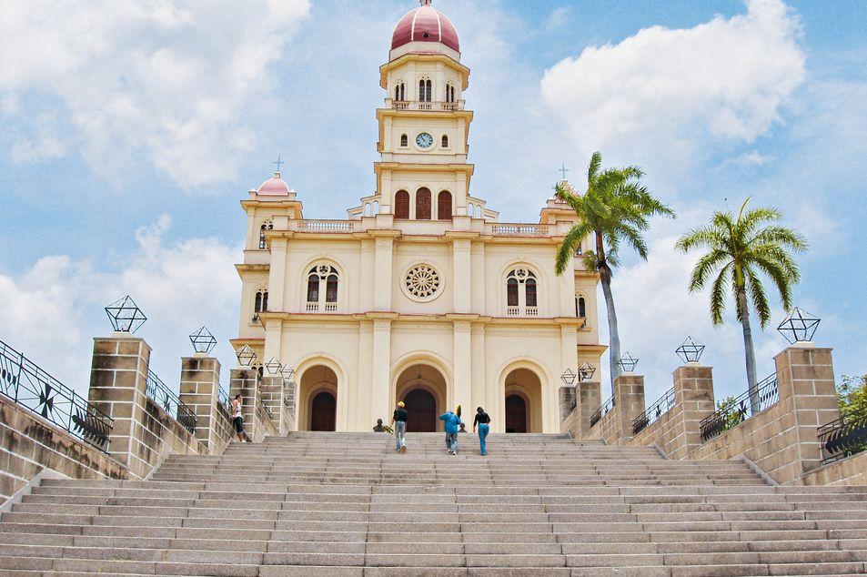 Basílica de Nuestra Señora del Cobre