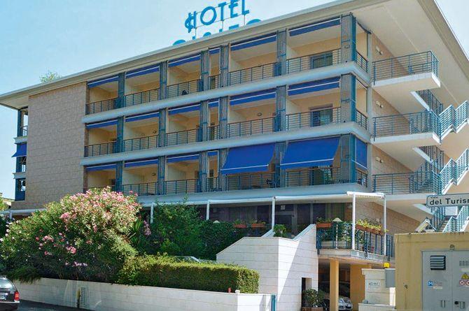 Hotel Rialto, Jesolo & Umgebung