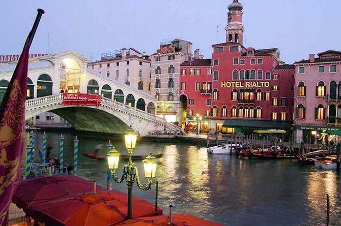 Hôtel Rialto, Province de Venise