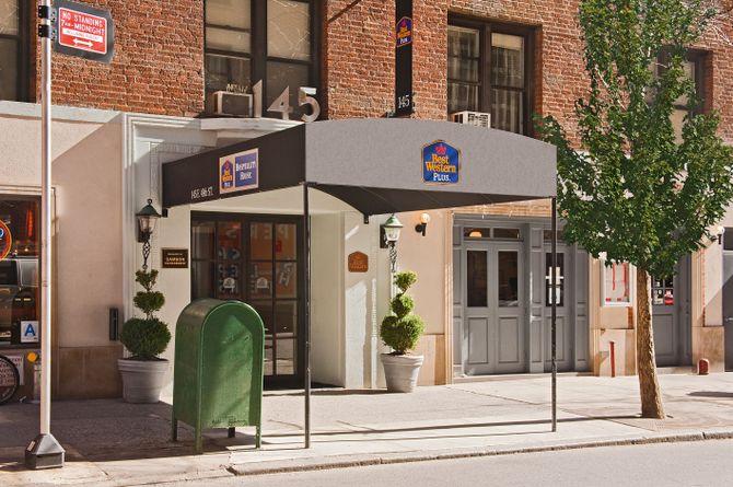 Best Western Plus Hospitality House, New York City