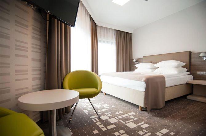 Q Hôtel Plus Wrocław, Pologne du Sud